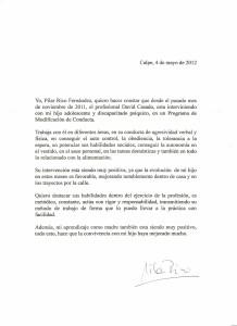 Carta recomendación Alex
