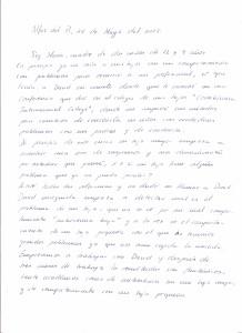 Carta recomendación Maria y Juan 1
