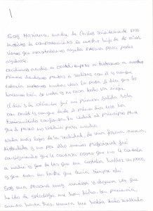 Carta recomendación Mariana 1